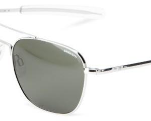 Randolph Aviator Square Sunglasses